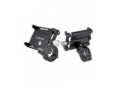 Велосипедный держатель для смартфона Rassine AL 6063 черный